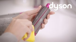 Dyson Airwrap™ styler - Cleaning the attachments (AU)