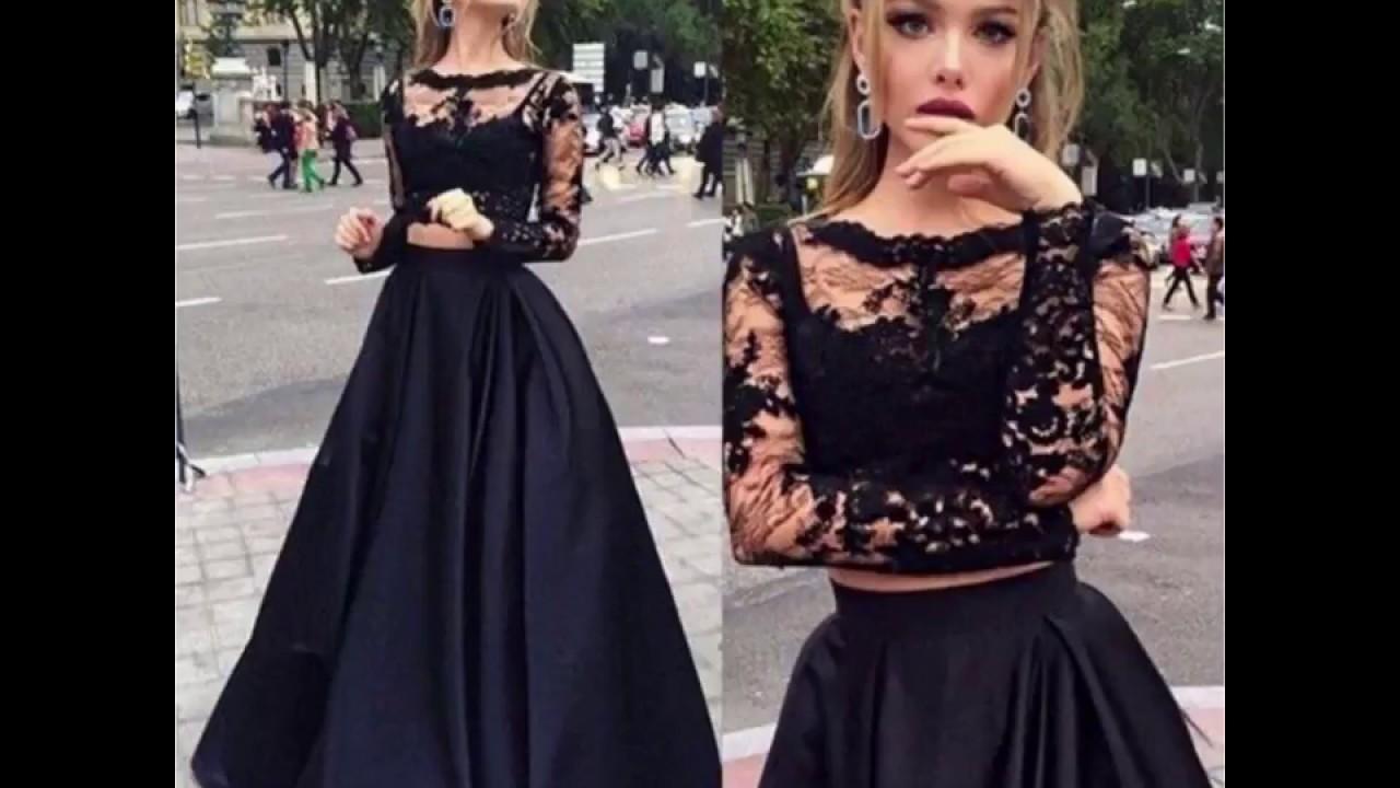Черные Женские Джинсы - 2018 - Мода - Стиль / Black women's jeans .