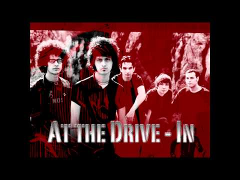 At The Drive-In - Pattern Against User (8 bit)