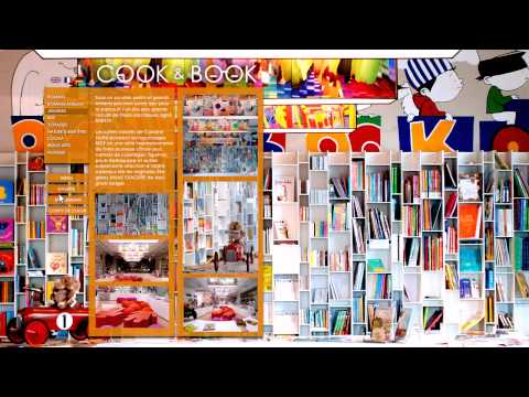 Cook and Book