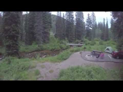 140714 Spruces Campground by Paul McAvoy