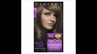 clairol expert collection age defy permanent hair color 5a medium ash brown 1 ea
