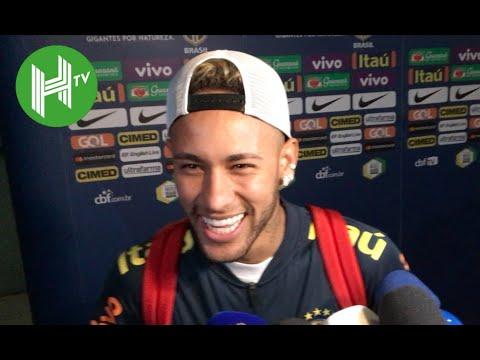 Brazil 1-0 Uruguay | Luis Suarez: Neymar delayed kick off to fix his new haircut!