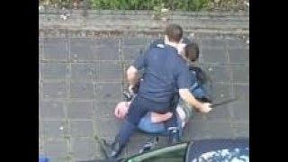 """Polizisten verprügeln in Nürnberg 45jährigen betrunkenen Mann - """"Dein Freund und Helfer"""""""