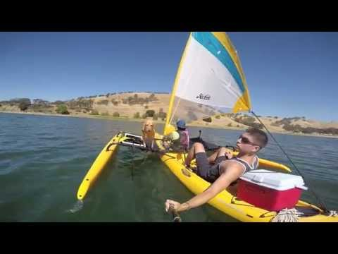 how to use a drift sock on a kayak