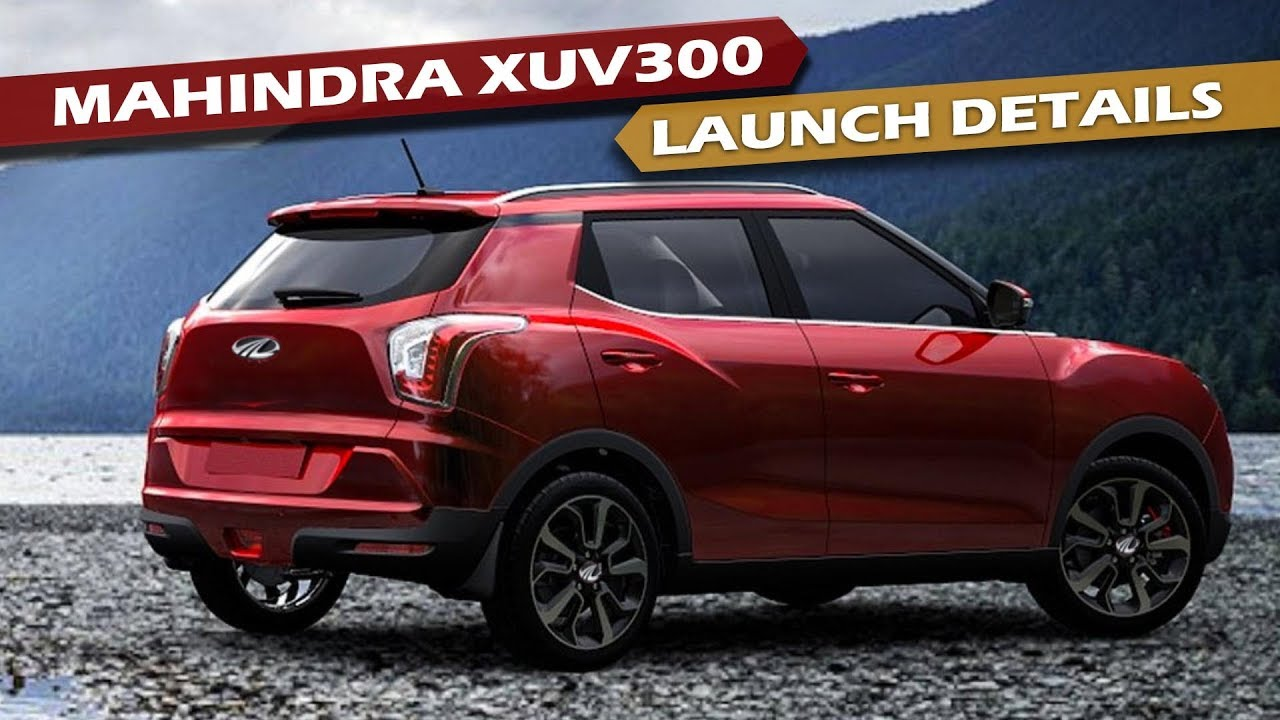 Mahindra Xuv300 4 Interesting Facts Launch Details Youtube
