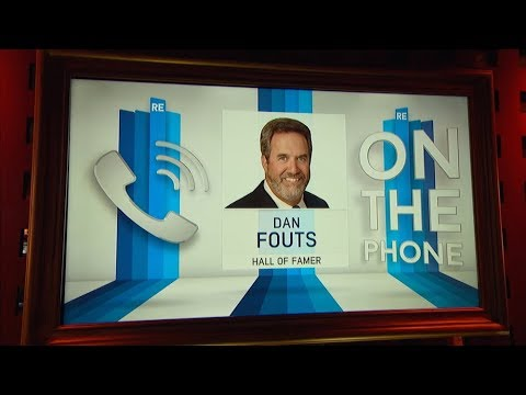 CBS NFL Analyst Dan Fouts Talks Chargers, Patriots & More - 12/21/17