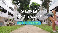 Organising Community Clean-up