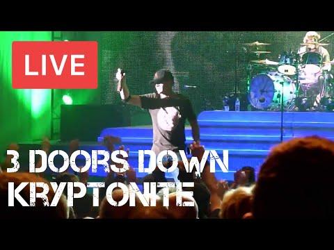 3 Doors Down - Kryptonite Live in [HD] @ Hammersmith, London 2012