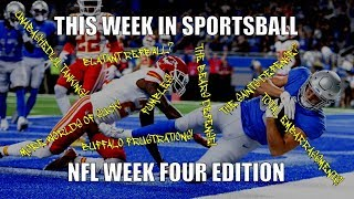 This Week in Sportsball: NFL Week Four Edition (2019)