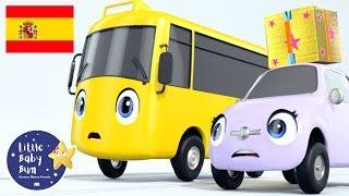Dibujos Animados | NUEVO DIBUJO! | Buster el Autobús | Buster y las Cajas | Dibujitos en Español