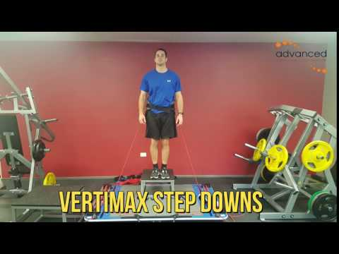 VERTIMAX STEP DOWNS