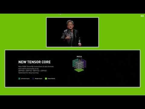 Nvidia Tensor Core  INSANE !!!!!