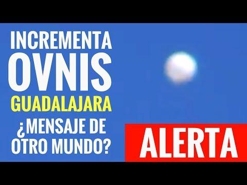 ¡ALERTA! INCREMENTA número de OVNIS en Guadalajara: MIGUEL ÁGUILA. ¿Se espera terremoto?