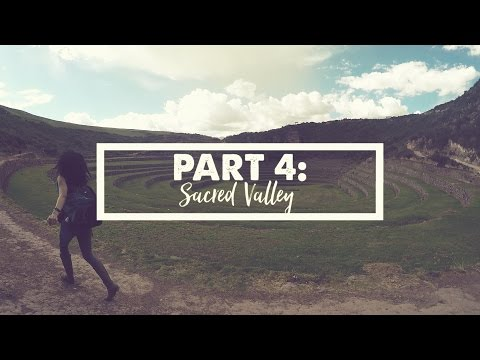EXPLORING SACRED VALLEY + BEST AIRBNB EVER! | Peru Travel Guide: Part 4