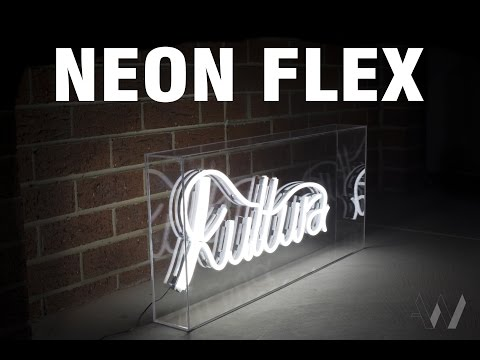 Handmade LED Neon Sign - Neon Flex