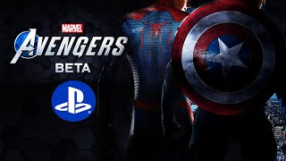 Its Getting SERIOUS! | Marvel's Avengers Game Beta New Info Found!