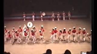 1990香港音樂統籌處步操管樂團比賽 妙法寺內明書院、佛教沈