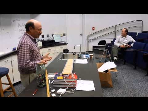 Galileo's Acceleration Experiment