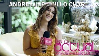 EXCLUSIVO: ANDREA JARAMILLO CHAR HABLA DE SU NOVIO, MISS UNIVERSO Y MÁS...