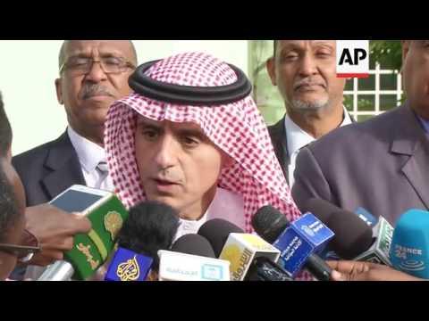 Saudi FM makes suprise visit to Sudan