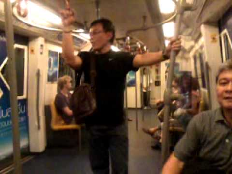 Film Ayat Ayat Cinta di Kereta Api Bangkok Mirip Dikit
