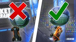How To Train PROPERLY In Rocket League