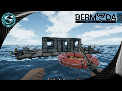 STARTING OVER! NEW UPDATE! E6 BERMUDA: LOST SURVIVAL EARLY ACCESS