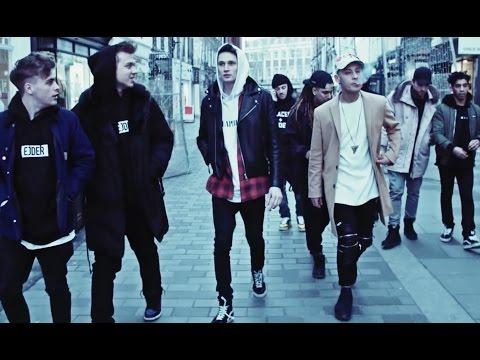 Highsnobiety: EJDER x M+RC NOIR Pop Up Store - London
