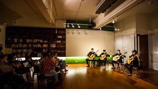 20150815【絃舞】吉他室內樂團 @紋鳴號