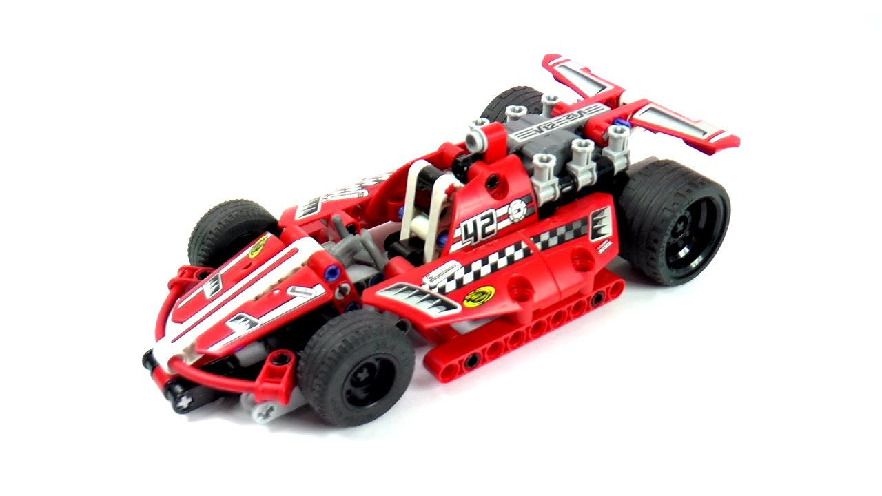 lego technic 42011 race car speed build and review youtube. Black Bedroom Furniture Sets. Home Design Ideas
