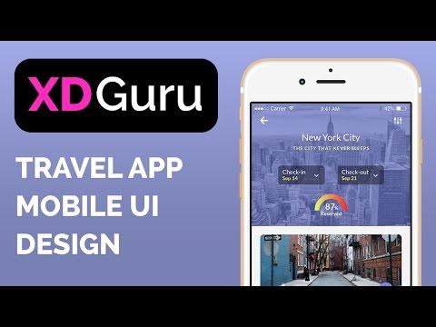 Adobe XD tutorials - UI/UX design tutorials for Adobe XD