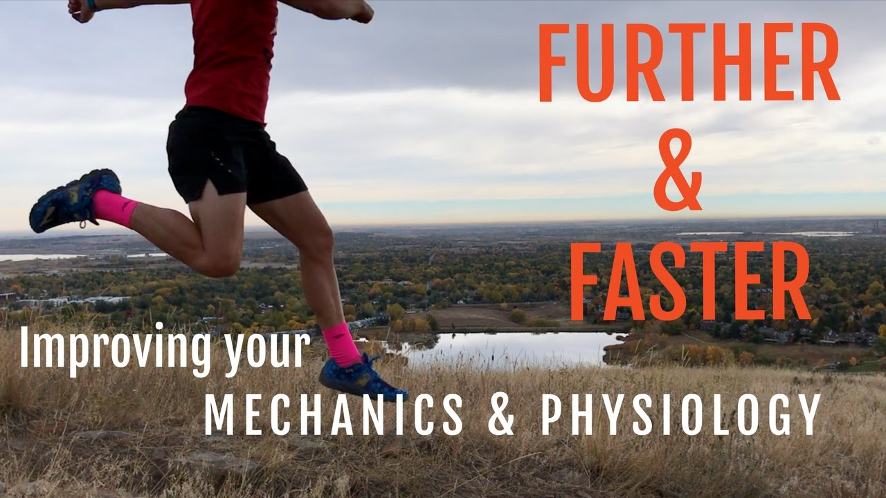 Distance Running Tips How To Run Further And Faster With Mechanics