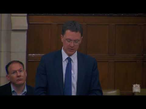 Robert Courts delivers a speech on Plastic Waste in the Maritime Environment - 02.05.18
