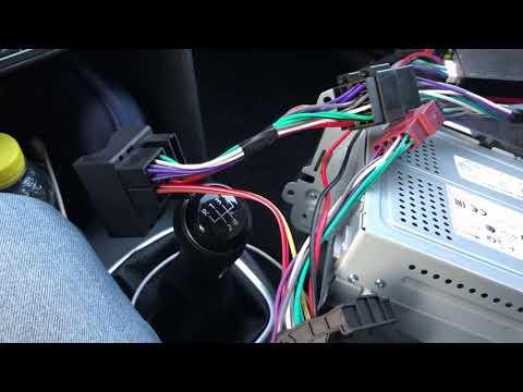 Улучшаем штатную акустику Volkswagen Polo с помощью компактного усилителя