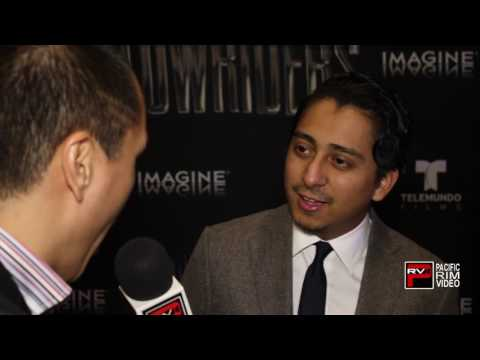Tony Revolori learned more about lowriding culture through Lowriders shoot