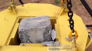 Установка для срезки свай(При строительстве фундамента из железобетонных свай возникает необходимость срезать или срубать их оголо..., 2014-09-18T18:49:03.000Z)