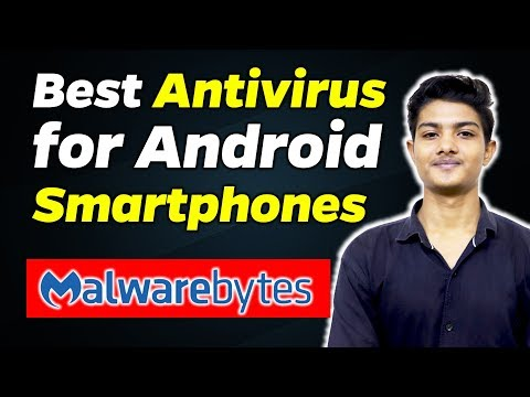 Best Antivirus 2020 app || Malware-bytes || Android Antivirus App || Hindi || IT Guru Shivam