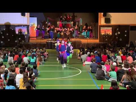 Aladdin (Adele Harrison Middle School)