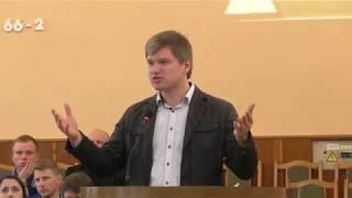 Упование на Бога в дни беспокойств. Виталий Калинин. г. Бахчисарай
