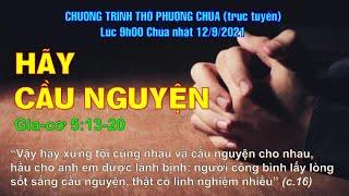 HTTL THÀNH LỢI - Chương trình thờ phượng Chúa - 12/09/2021