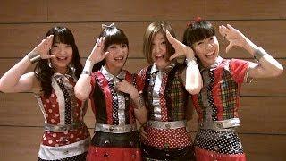 Cheeky Parade 【記事はこちら】http://www.asahi.com/articles/ASF0TKY...