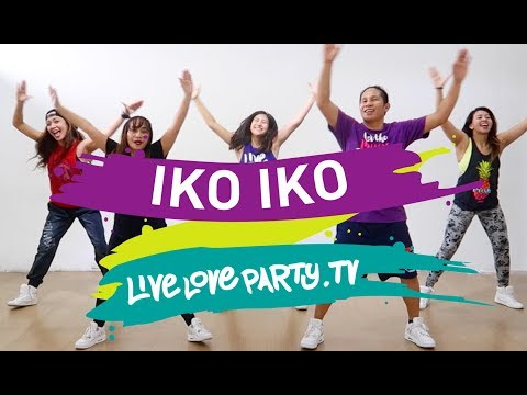 Iko Iko | Live Love Party™ | Zumba® | Dance Fitness