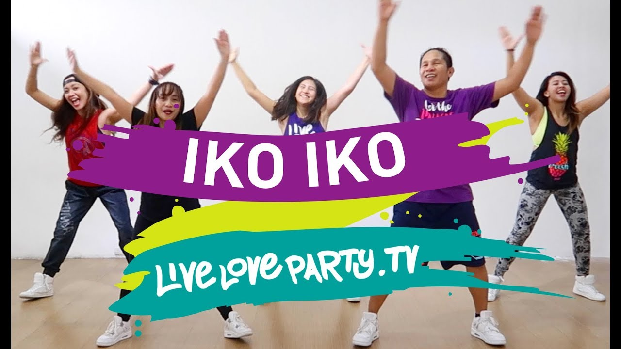 Iko Iko | Live Love Party™ | Zumba® | Dance Fitness