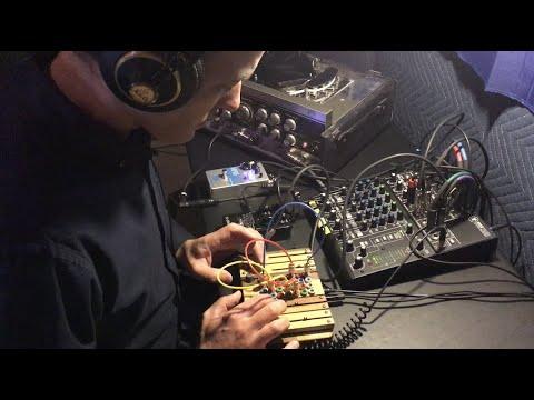 Noise Improvisation With Ciat-Lonbarde Tetrax, Space Echo RE-201
