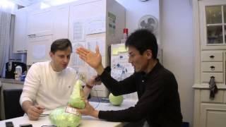 邦人コーナーシリーズで、今日は8人目として「キャベツの川崎さん」をご紹介します。