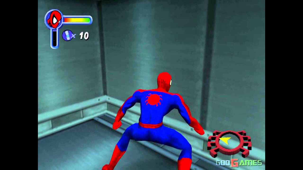 Dreamcast spiderman
