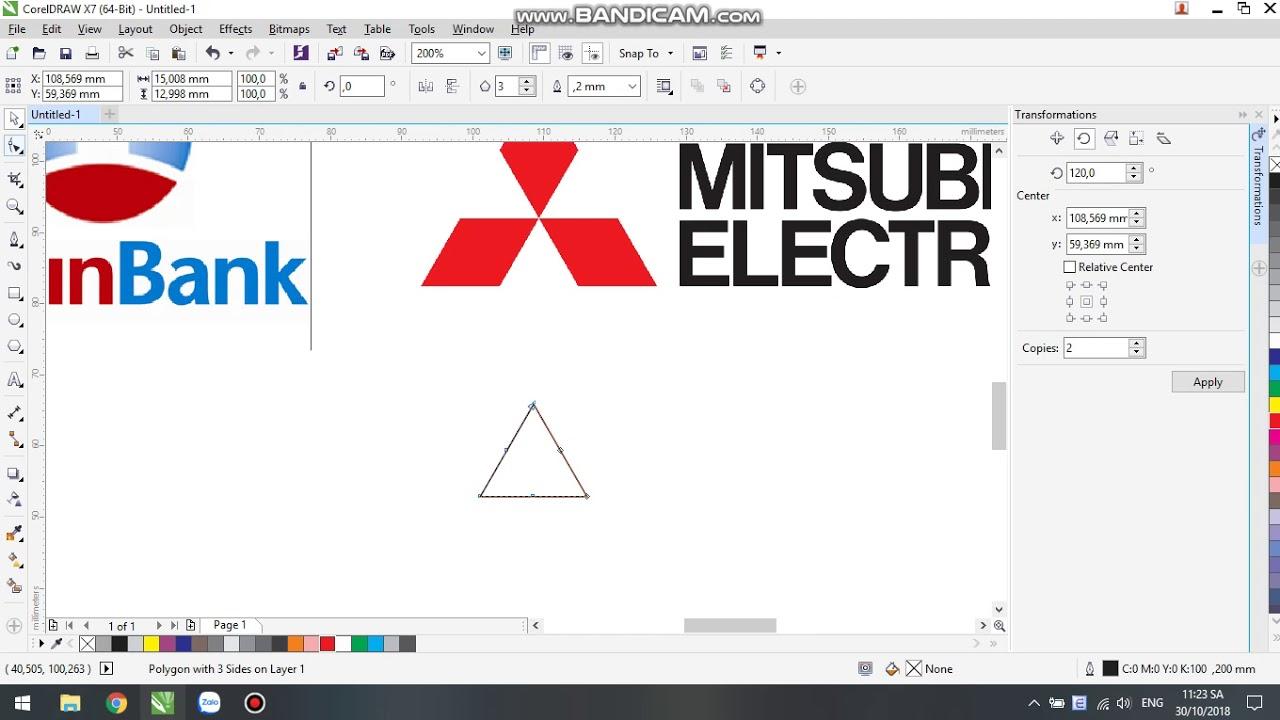Cách vẽ các logo nổi tiếng
