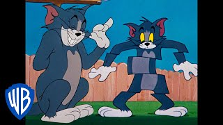 Tom & Jerry | The Best Cat Tom! | Classic Cartoon Compilation | WB Kids