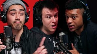 Will and Daren Antagonize PhillyD! - SourceFed Podcast